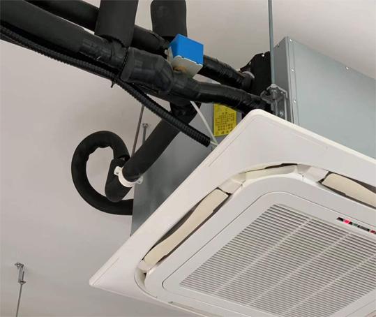 卡式風機盤管在國內的發展趨勢